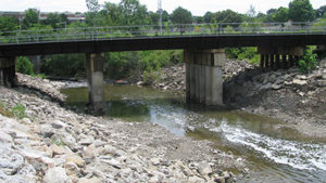 After Bridge image